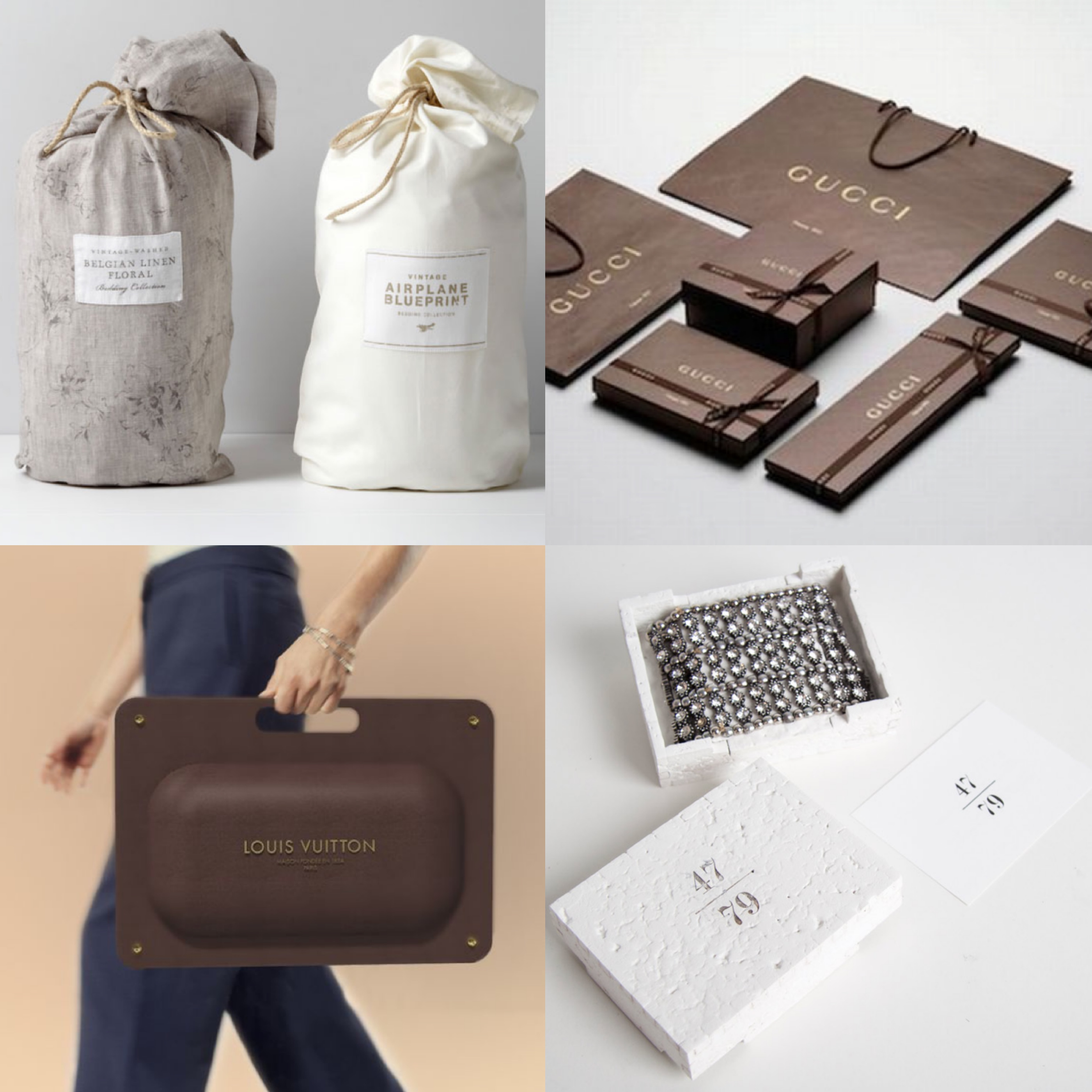 Our Blog 10 Eco Friendly Luxury Packaging Designs Sustainable Collage